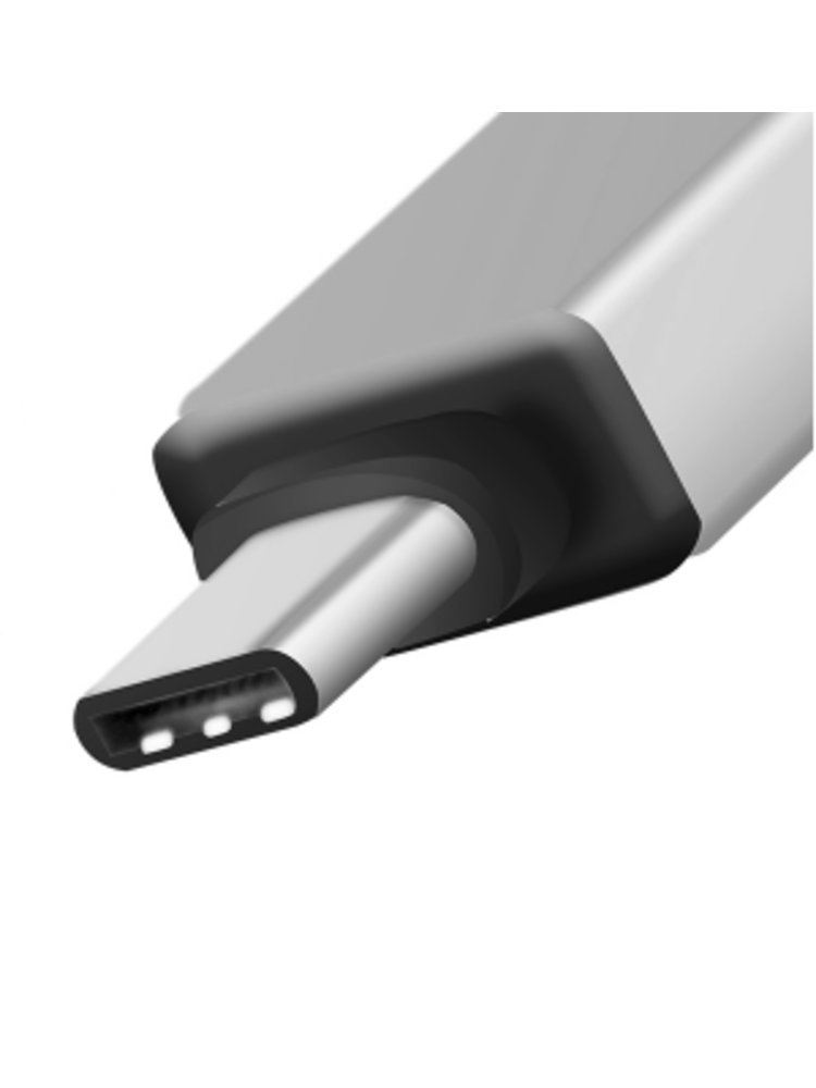 USB type C ir USB adapteris. OTG
